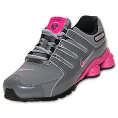 Your kids will go crazy for the high-tech look and feel of the Nike Shox NZ  Running Shoes. Perfect for kids of all ages, these running shoes help kids  ...