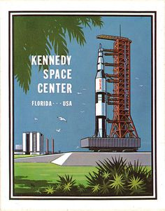 Kennedy Space Center - I've always been interested, but recently learned that my grandfather worked on part of Apollo 11, so now I'd really like to visit this place