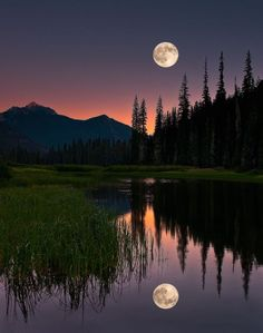 This reminds me of the full moon of June 2014, in the Black Hills.    I left part of myself there...