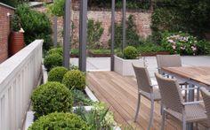 střešní terasa / rooftop terrace Rooftop Terrace, Roof Gardens, Patio, Terraces, Outdoor Decor, Design, Home Decor, Decks, Decoration Home