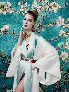 imagen 5 de La Geisha más british viste Bordelle.