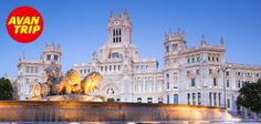 Recorramos Madrid, la gran puerta de entrada a Europa.    Desde los restos del mundo árabe, pasando por iglesias de estilo gótico, las primeras obras del renacimiento, hasta la modernidad y la vanguardia, Madrid es una ciudad rica y llena de vida.    La conocemos juntos?