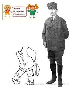 516 En Iyi Atatürk Görüntüsü 2019 Day Care Kindergarten Ve Preschool