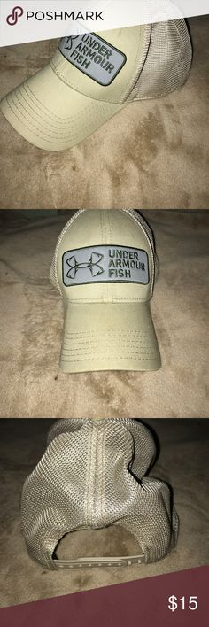 ❗️Under Armour Fish Hat UA Under Armour Accessories Hats
