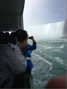 Visit Buffalo, NY, Toronto and Niagra Falls.