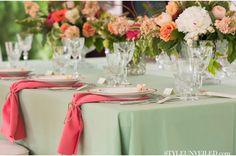 Seattle Wedding Venue Jardin Del Sol / Pink Blossom Events / Alante Photography / via StyleUnveiled.com