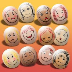 This might be good if we did a Chill'n with REACH in the summer Emotion Stones -Feelings and emotions activities for KS1 and early years