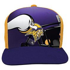 Minnesota Vikings Flat Bill Hats Flat Bill Hats 5497883117bb