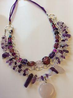 Lovely jubbly - customer request to match her bracelet www.purplehayz.co.uk