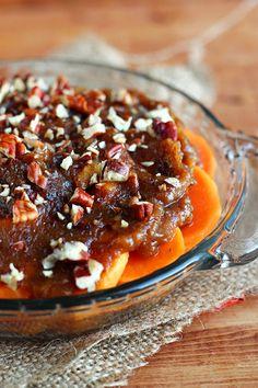Date Candied Sweet Potato Casserole