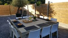 Outdoor Furniture Sets, Outdoor Decor, Table, Home Decor, Decoration Home, Room Decor, Tables, Home Interior Design, Desk