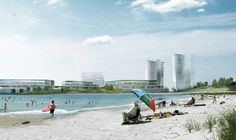 filipstad masterplan - the beach space groupe 2006