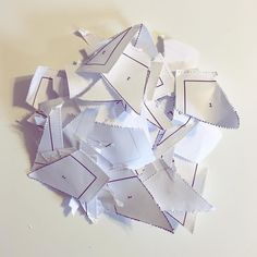 Removing the paper is just as relaxing as seeing it on.