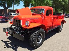 Cleanest powerwagon I've ever seen, reproduction stickers for everything as well. Rv Truck, Shop Truck, Dodge Pickup, Dodge Trucks, Hot Rod Trucks, Cool Trucks, Small Trucks, Panel Truck, Dodge Power Wagon