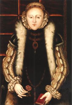 Elizabeth I, c.1560.  Artist Unknown.  Private Collection.  Possibly a complex beaded girdle.