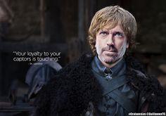 Dr. Lannister.