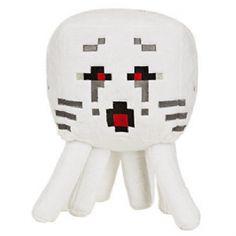 Minecraft Ghast Soft Plush Toy