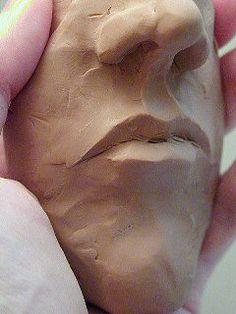 How to sculpt lips? - WetCanvas