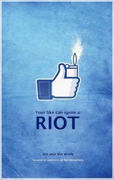 facebook riot