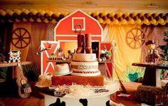 festa na fazenda decoração infantil - Pesquisa Google