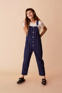 SS17 is here! - Monki - really want these. Most dungarees I see around are tight in the waist band area = v unflattering - I like the looseness of these ones