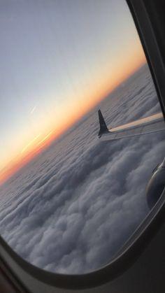 travel plane in 2020 Sky Aesthetic, Travel Aesthetic, Airplane Photography, Travel Photography, Airplane Window View, Photo Avion, Airplane Wallpaper, Plane Photos, Pretty Sky
