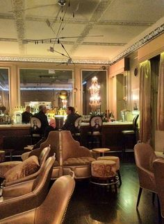 Mount Nelson Hotel Bar - Cape Town