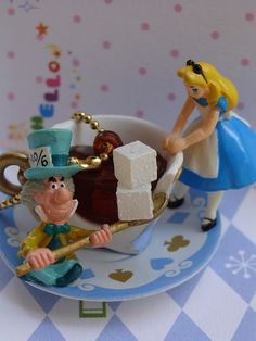 #alice and the mad hatter-half up of tea indeed!