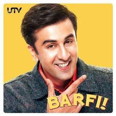 Don't worry be BARFI!