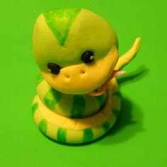 Baby snake cake topper https://www.etsy.com/shop/PfisherDesign