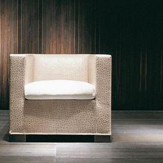 Suitcase, Rodolfo Dordoni, Minotti #armchair #home #furniture