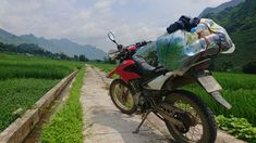 Do Ha Giang loop by motorbike with easy rider Adventurous Things To Do, Mountainous Terrain, Easy Rider, Nice View, Southeast Asia, The Locals, Waterfall, Scenery, Paisajes