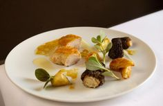 At L'Espalier, simple classics like roast chicken become something more.