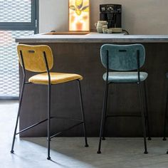 Bar Chairs, Bar Stools, Sweet Home, Dining Room, Table, Furniture, Home Decor, Kitchens, Decorations