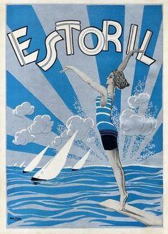 Estoril, Portugal 1932