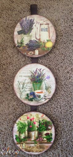 Декупаж Cd Crafts, Diy Home Crafts, Recycled Cds, Doily Art, Home Decor Colors, Craft Accessories, Glass Ceramic, Painting On Wood, Diy Room Decor