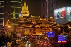jing an temple Shanghai