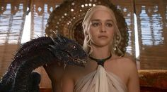Daenerys Targaryen (Stormborn), Mother of Dragons, The Unburnt (Actress: Emilia Clarke) from Game of Thrones Daenerys Targaryen, Khaleesi, Emilia Clarke, Khal Drogo, Sons Of Anarchy, Guinness, Jon Snow, The Mother Of Dragons, Killswitch Engage