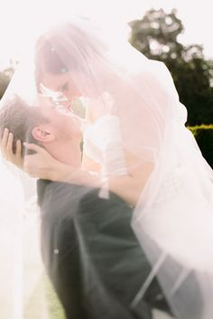 Clane Gessel Photography   #weddings #photography #veil