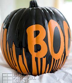 Halloween Pumpkin Ideas No Carving . Luxury Halloween Pumpkin Ideas No Carving . Diy Halloween Party, Diy Halloween Decorations, Holidays Halloween, Halloween Crafts, Happy Halloween, Pumpkin Decorations, Halloween Season, Halloween Face, Hallowen Food