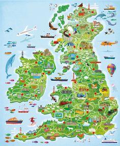 Usborne map maze book gareth lucas world map maze puzzle usborne map maze book gareth lucas map maze uk britain gumiabroncs Images
