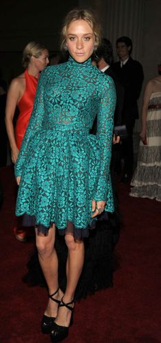 Chloe Sevigny in Proenza Schouler. 2010. American Woman.@kemper412 ;hello this is your dopple! FO SHO!