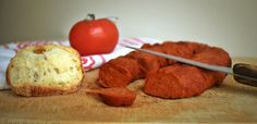 This summer's chorizo will be vegan! (recipe) - Without liver or goose Chorizo, Plant Based Recipes, Veggie Recipes, Healthy Recipes, Veggie Food, Charcuterie Vegan, Batch Cooking, Eating Plans, Street Food