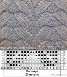 Татьяна's 522 Media Content And Analyti - Diy Crafts Lace Knitting Stitches, Easy Knitting Patterns, Knitting Charts, Lace Patterns, Knitting Designs, Baby Knitting, Stitch Patterns, Crochet Flower Tutorial, Crochet Lace Edging