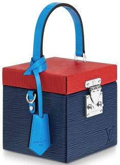 The Bleecker Box was created in but then it got discontinued somehow. Louis Vuitton is bringing the Bleecker Box Bag back to live, but with some Suede Handbags, Cheap Handbags, Buy Bags, Luxury Closet, Purple Fashion, Louis Vuitton Handbags, Hermes Kelly, Leather Craft, Designing Women