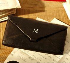 valentine's day gift idea: love letter envelope