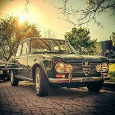 1967 Alfa Romeo Giulia Super