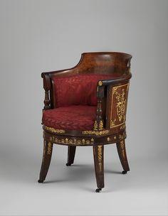 Desk Chair c1805