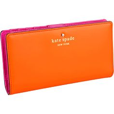 Kate Spade NY Tudor City Stacy. Can't get over this upcoming color for the season!