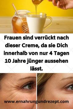 Frauen sind verrückt nach dieser Creme, da sie Dich innerhalb von nur 4 Tagen Women are crazy about this cream because they can get you in just 4 days 1 . Women are crazy about this cream becau Beauty Care, Diy Beauty, Beauty Hacks, Beauty Skin, Beauty Ideas, Beauty Secrets, Beauty Guide, Homemade Beauty, Mascarilla Diy